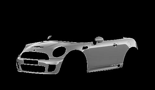 Цвета кузова John Cooper Works Roadster